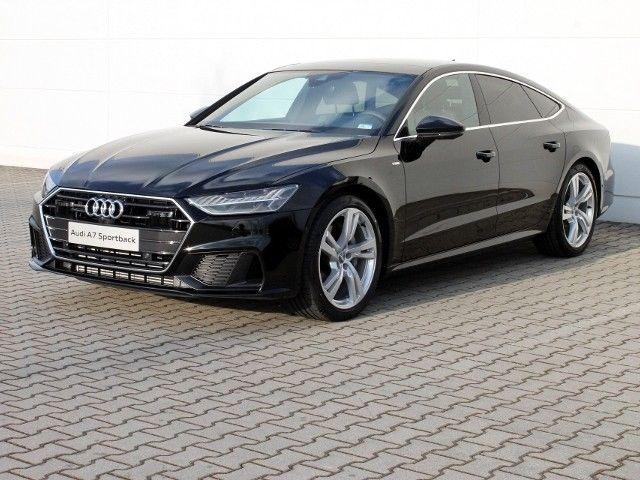 Audi A7 50 TDI S Line