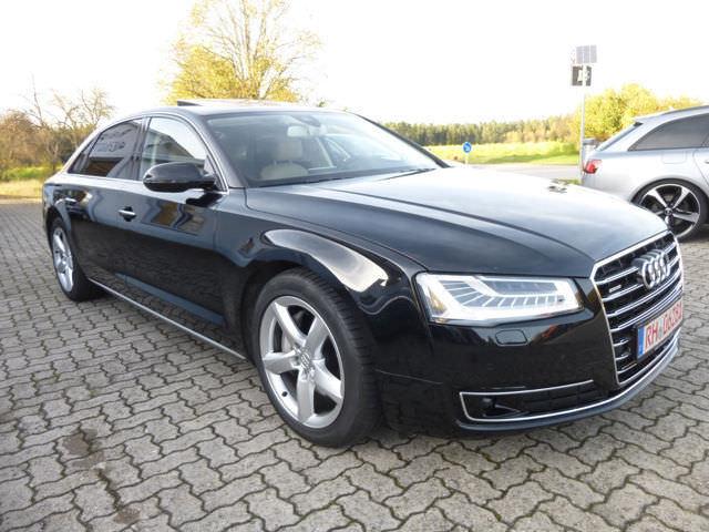 Audi A8 3.0 TDI Lang