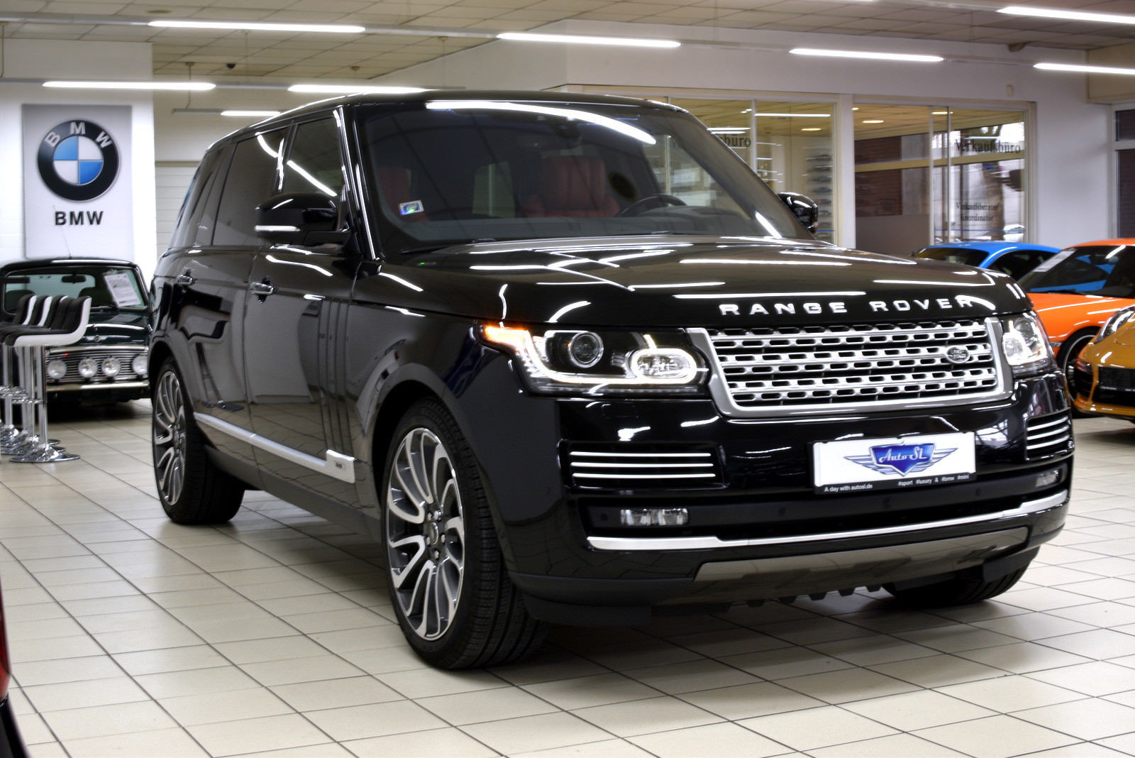 Land Rover Range Rover 5.0 Supercharged LWB Autobiography