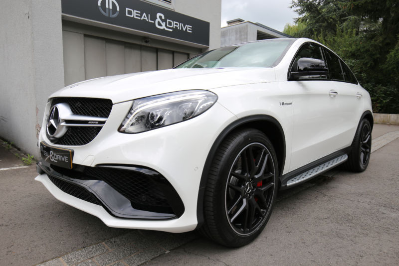 Mercedes-Benz GLE Coupe AMG 63 S